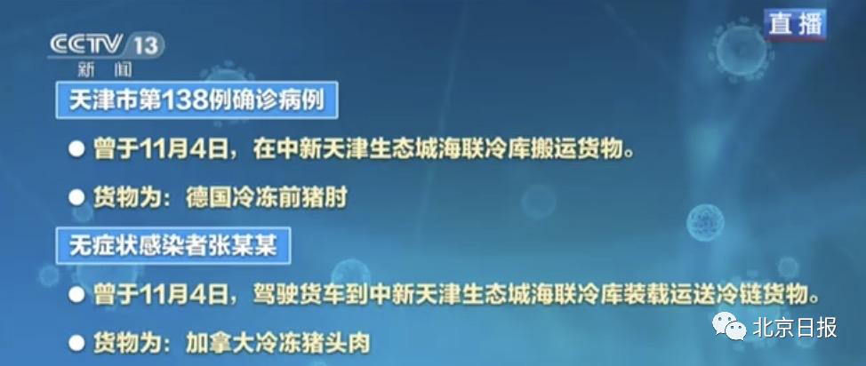 """天津本轮疫情系""""由物到人""""?《新闻一加一》解读,这些细节值得注意"""