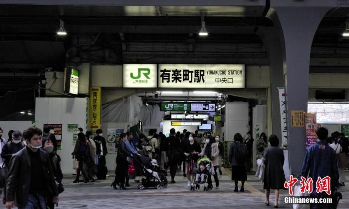 日本新冠日增确诊创新高 专家:东京疫情已极其严峻