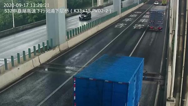 上海警方公布6则交通事故亡人案例,均为骑车人和行人全责