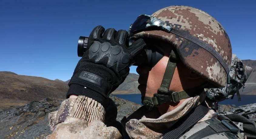 海拔4500多米,边防官兵吃上了自热火锅