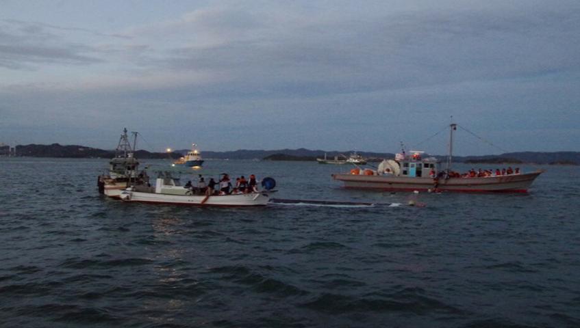 日本载52名小学生观光船沉没 事发时正休学旅行