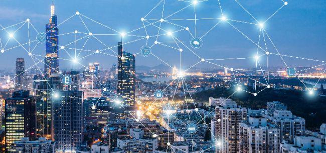 中国数字城市走在世界最前沿,2023年市场规模将超万亿