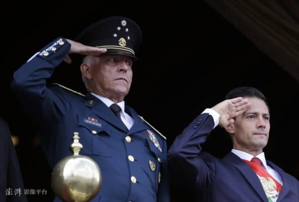 美国抓了墨西哥前防长又放,原来有内情...