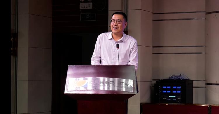 """""""科技与未来""""——西安高新一中实验中学2020年第一届科技节启幕"""