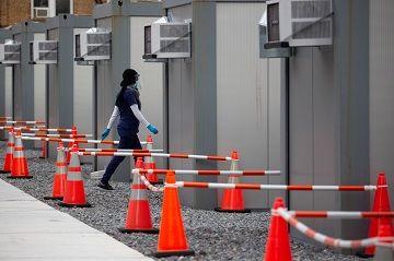 美国新冠肺炎确诊病例累计超1237万例,死亡逾25.7万