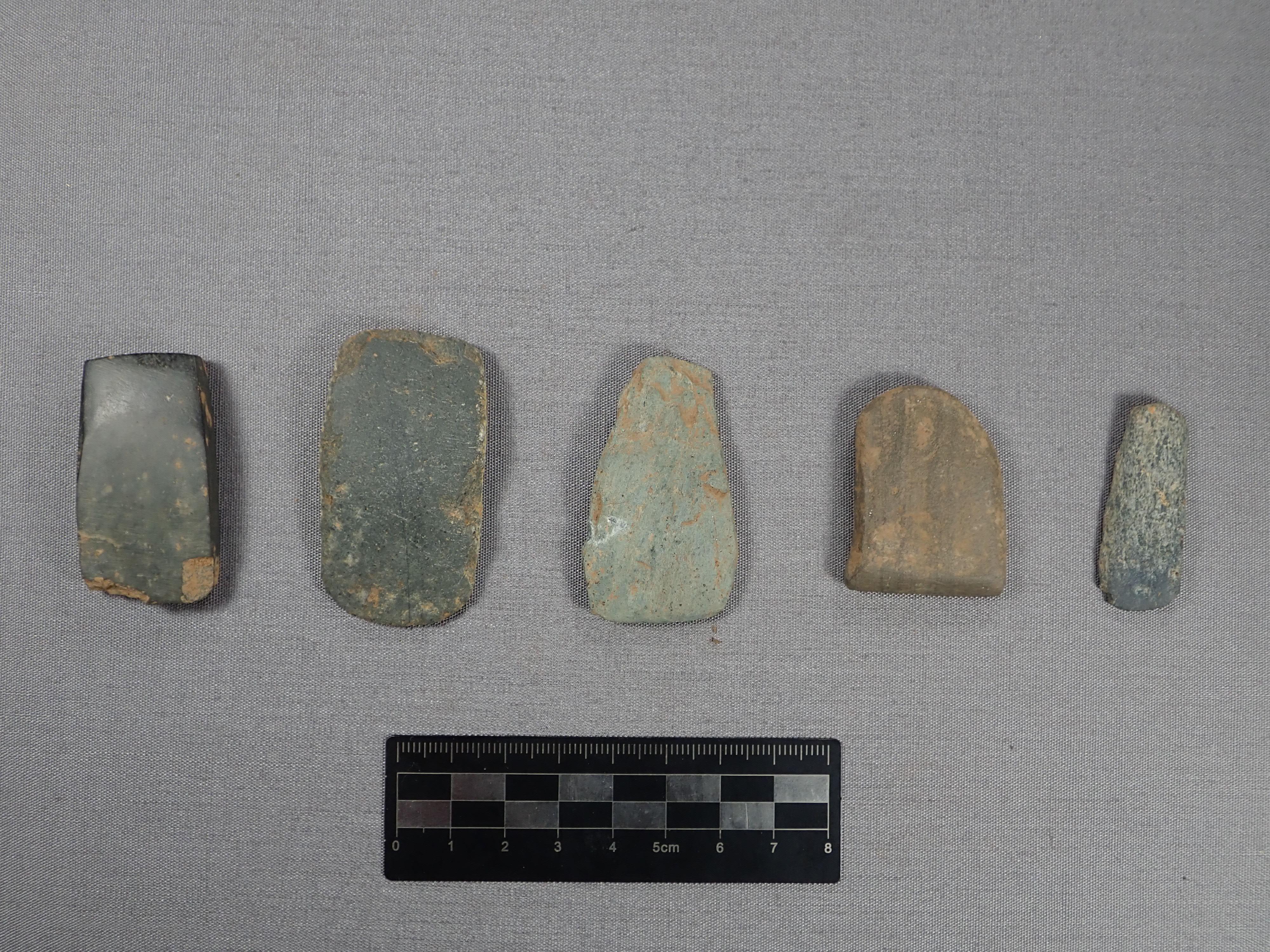 """河南考古新发现 河南南阳发现5000多年前大型玉石器生产""""基地"""""""