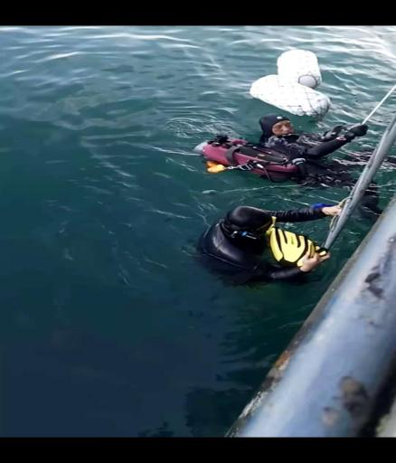 大陆渔船救起4名落水台湾科研人员,国台办通报详情