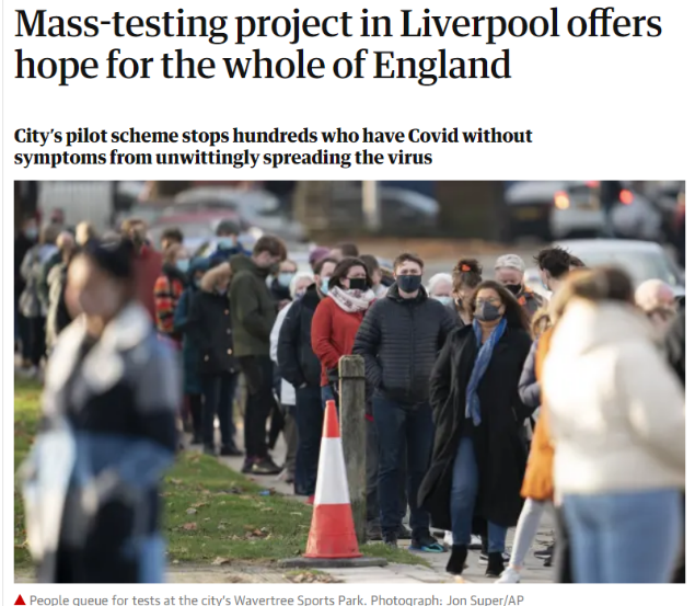 """""""我们不会像中国做得那样好"""" 我国核酸检测量为何震惊外媒"""