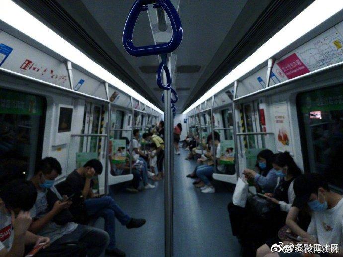 上海地铁禁止电子设备声音外放