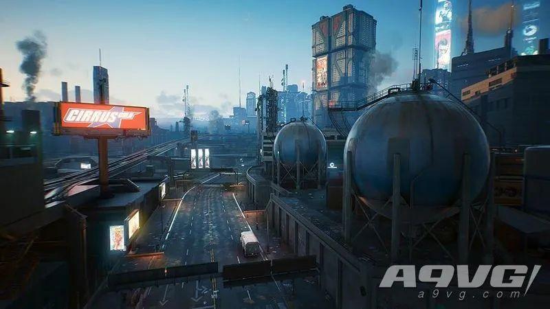 《赛博朋克2077》信息汇总:你的夜之城放火指南