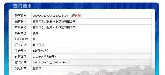 23人遇难:重庆永川区矿难背后