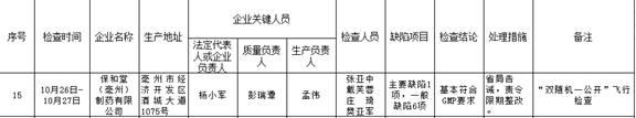 安徽公布中药饮片检查信息 整改涉华润三九精华制药