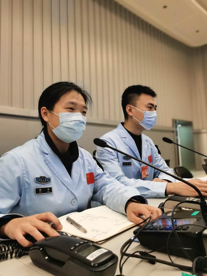 """8090航天人│28岁北京航天飞行控制中心首位女调度鲍硕:让自己变成""""钢铁侠"""""""