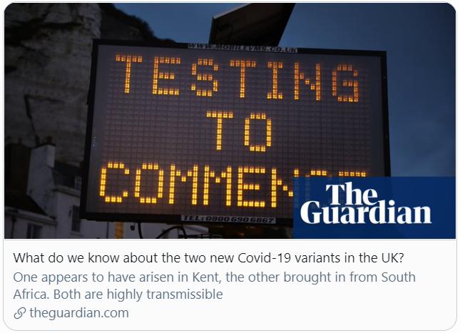 新冠病毒变种多国蔓延,六个核心问题都在这了