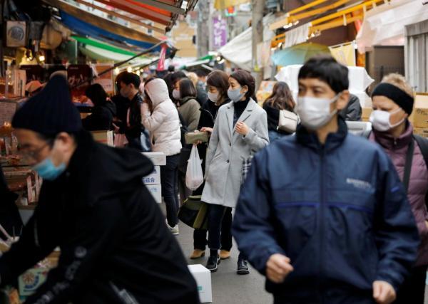临近新年,日本日增新冠病例创新高