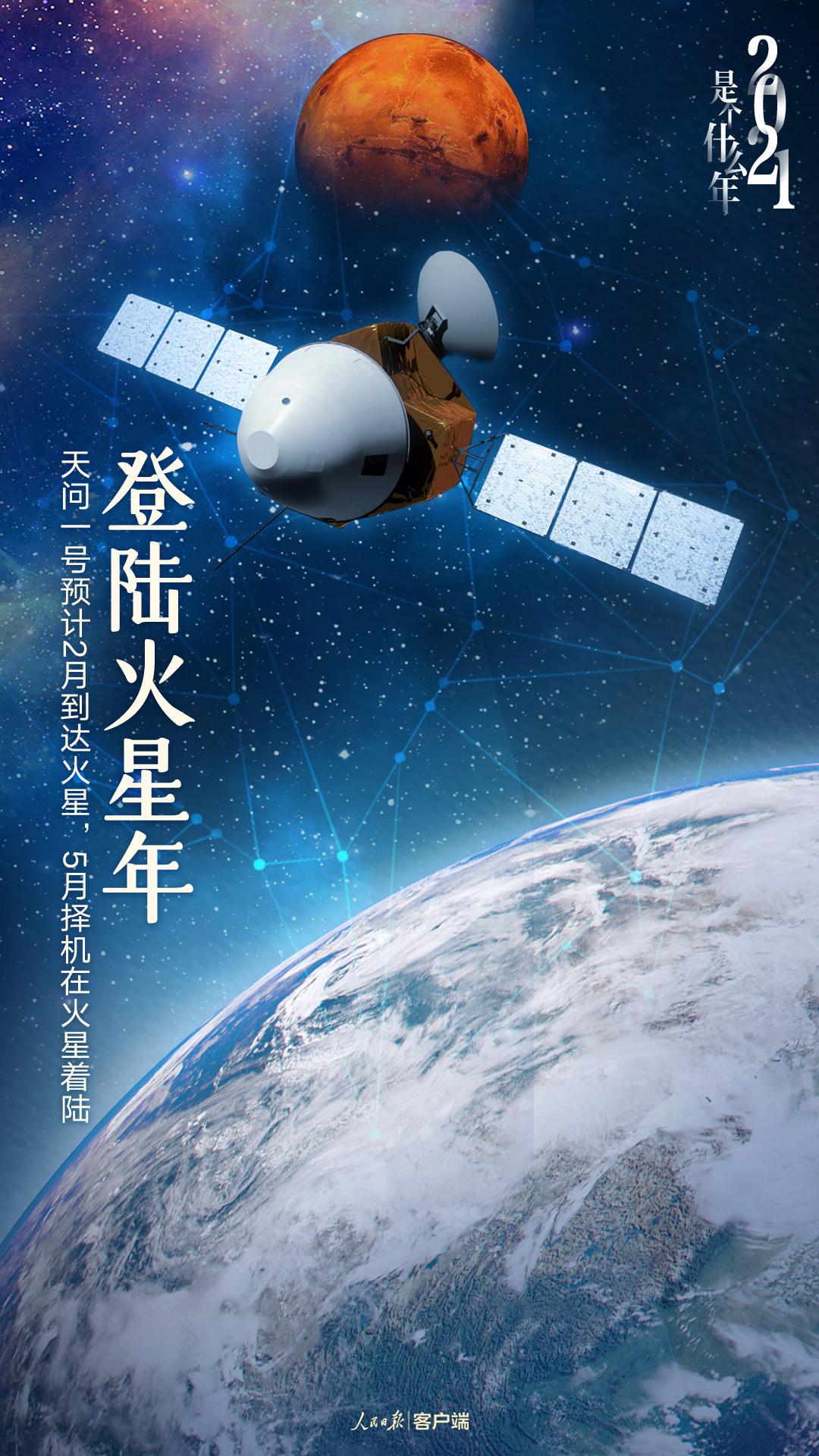 """有看头!2021,中国航天发射次数""""40+"""""""