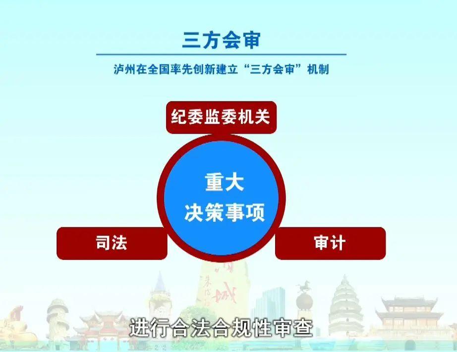 泸州:四方面发力推进法治政府建设向纵深发展