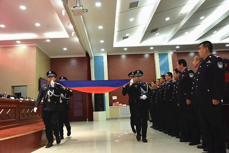 永靖公安喜迎首个中国人民警察节