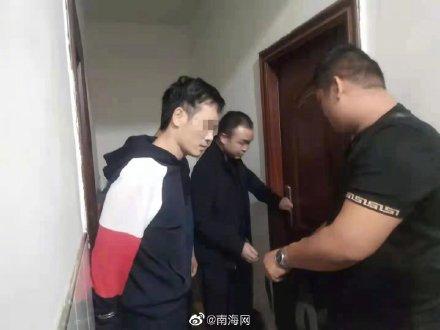 为躲避执法竟偷偷给执勤警车装定位器 这2人被澄迈警方抓获