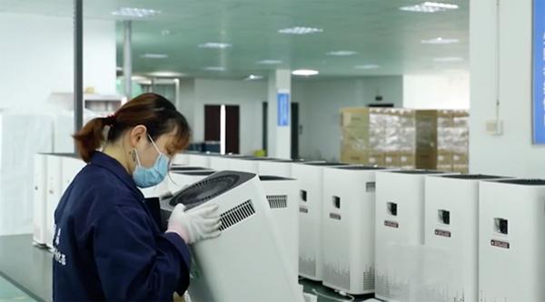 中国自主研发高科技产品通过阿里国际站走向世界 系列举措助品牌出海