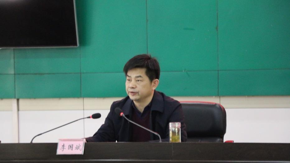  省生态环境厅第二考核组到荆州市生态环境局开展2020年度领导班子和班子成员履职尽责考核