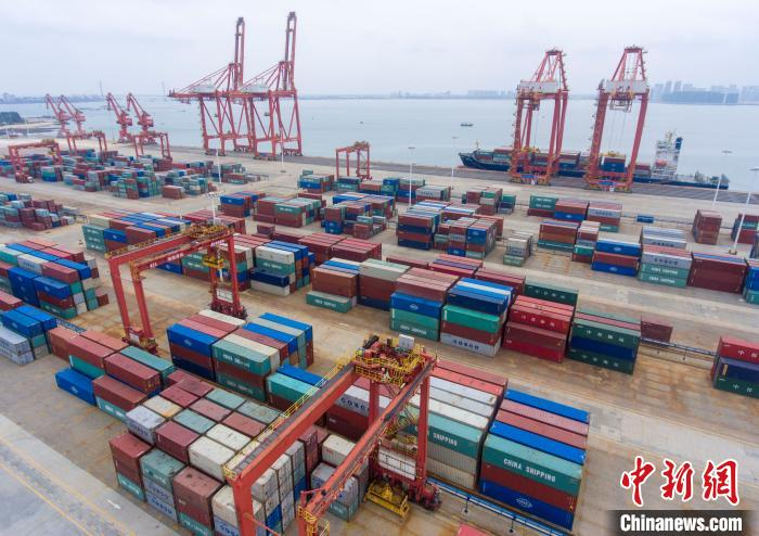 """进口货物""""两步申报""""改革涵盖海南省港口经营环境的优化"""