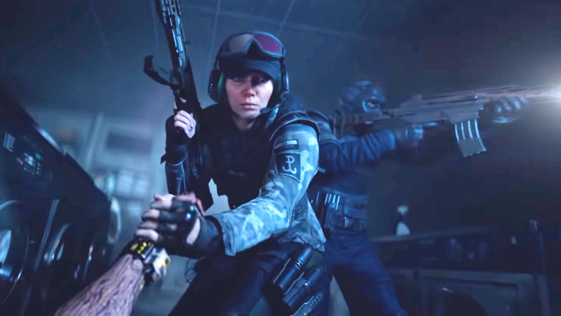 预防争议 育碧正在考虑考虑改名《彩虹六号:封锁》