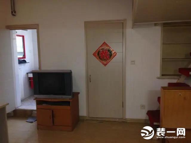 40平米学区房改造后大变样,实现两卧一厅的完美逆袭