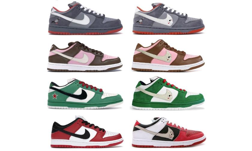耐克一口气起诉了1000多家网站售假,客制球鞋是创意还是侵权?