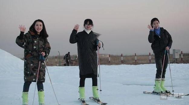 陽信東山滑雪場被選定為省冰雪運動消費券試點場館