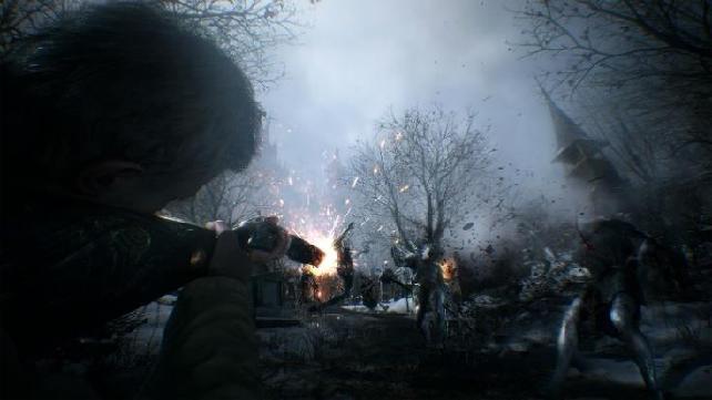 《生化危机8 村落》将于5月7日发售 PS5平台今日推出试玩