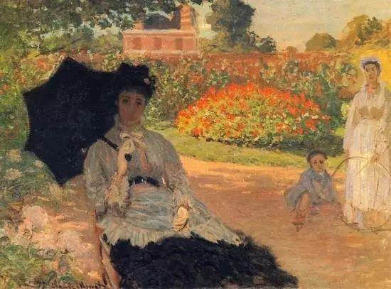 画家与他们画的女人