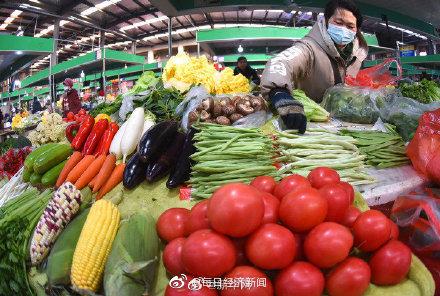 发改委回应菜价上涨:市场供应有保障 价格有望趋稳回落