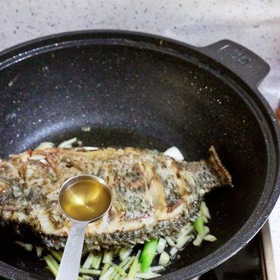 这道红烧罗非鱼做起来容易,吃起来上瘾 美食做法 第9张