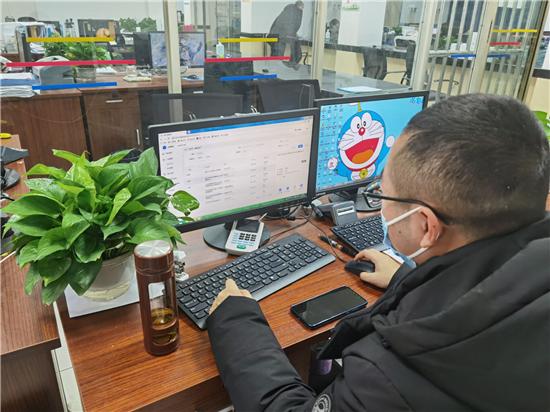"""东坡区完成""""人社政务服务电子地图""""信息采集工作"""