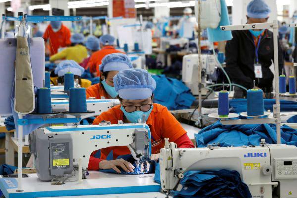 疫情粉碎了全球供应链消费的变化,颠覆了贸易模式