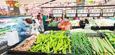 近期陕西蔬菜价格小幅上涨 猪肉价格回落鸡蛋价格上涨
