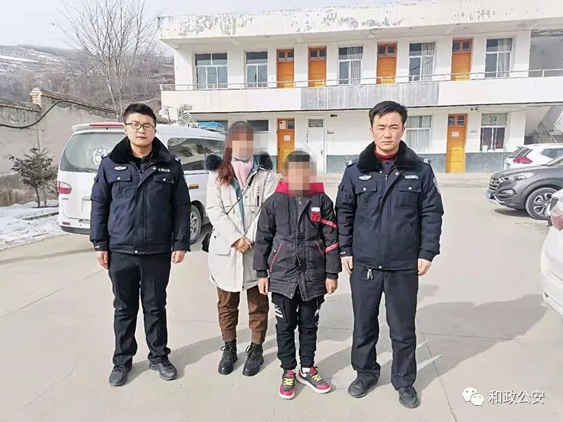 【暖心警事】民警找回走失男孩 小小举动温暖人心