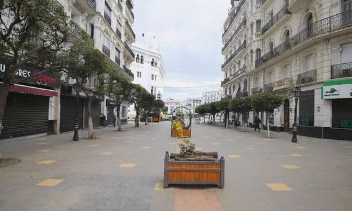 阿尔及利亚再次延长防疫封禁措施