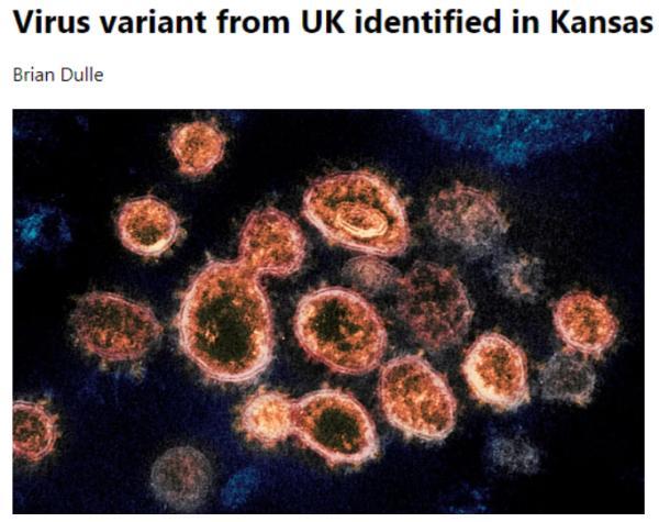 疫情期间的图片真实:举世深审核丨变异病毒来势汹汹 美国这次面临的挑战更大……