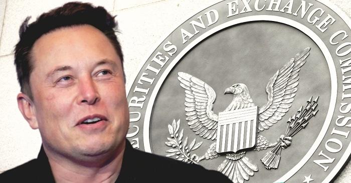 """深度分析:Elon Musk""""喊单""""比特币会被SEC起诉吗?"""