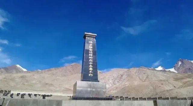 首次披露!4名解放军官兵在中印边境牺牲全过程,英雄屹立喀喇昆仑