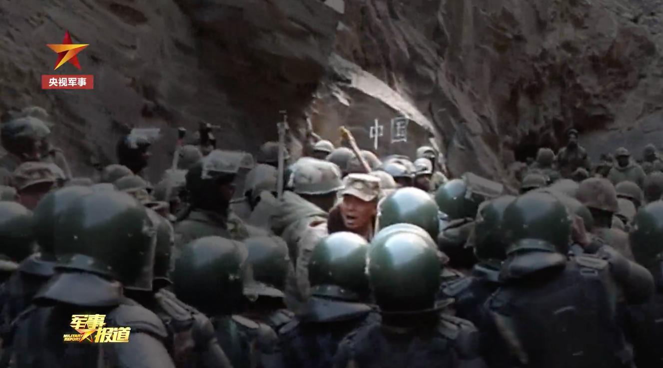 加勒万河谷冲突现场视频公开 他们是为我而死