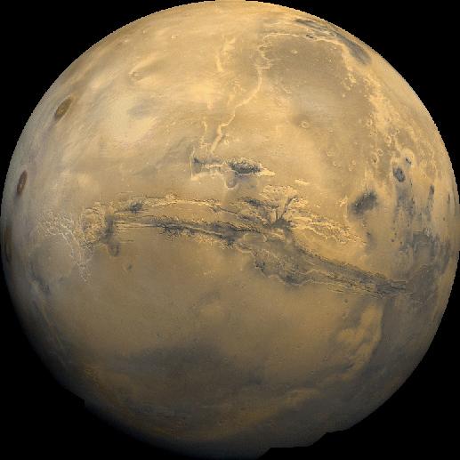 美德联合研究发现:地球上某些微生物可在火星暂时存活-第1张图片-IT新视野