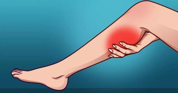 """睡觉腿抽筋不止""""缺钙""""那么简单,可能是几种疾病的预兆"""