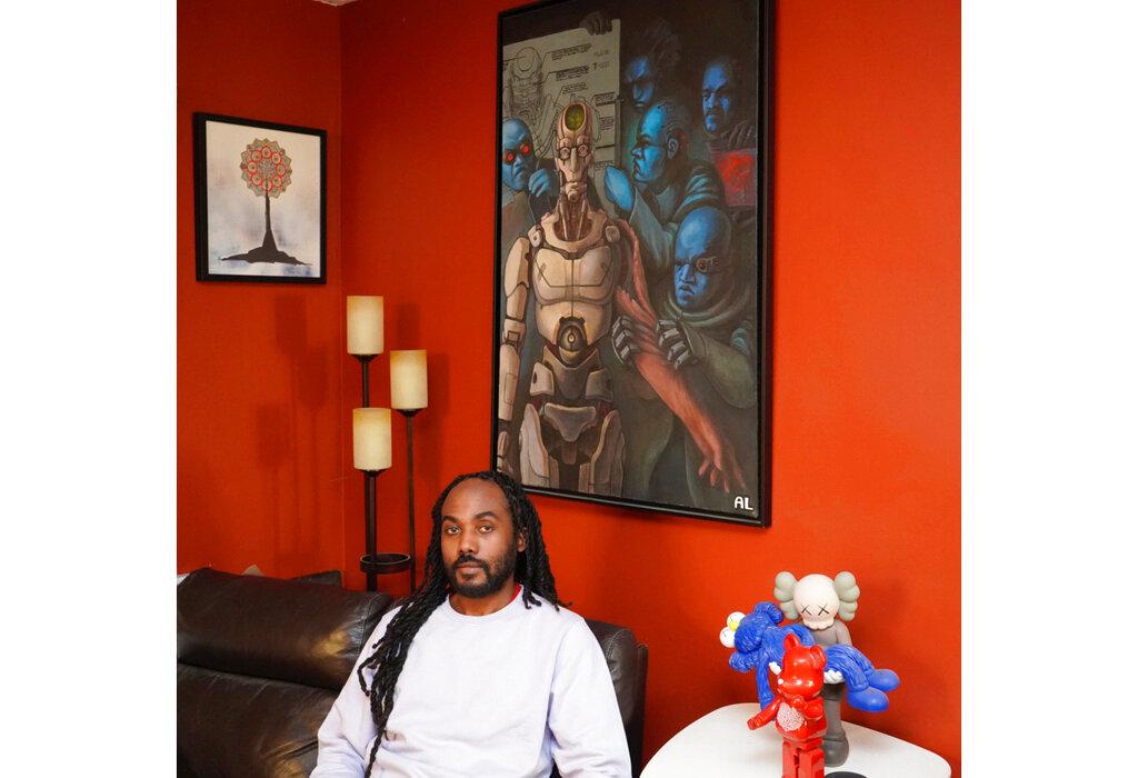 疫情期间可支配收入转移,美国艺术品销售额上升