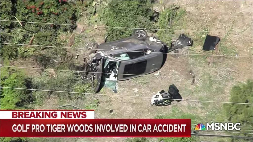 老虎伍兹遭遇车祸后首次发声说了什么 伍兹发生车祸的原因是什么?