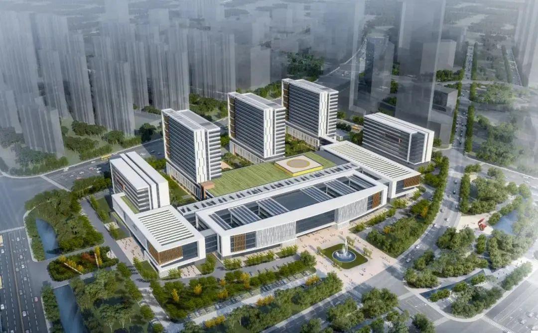 三年内,济南将建成这6所大型医院