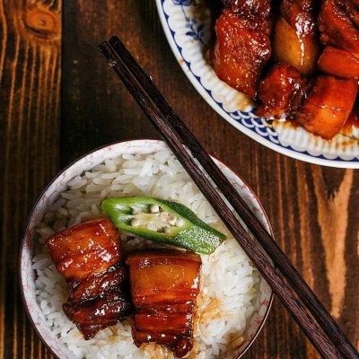 红烧肉(不焯水,不放油,不放盐,肉嫩软 美食做法 第8张