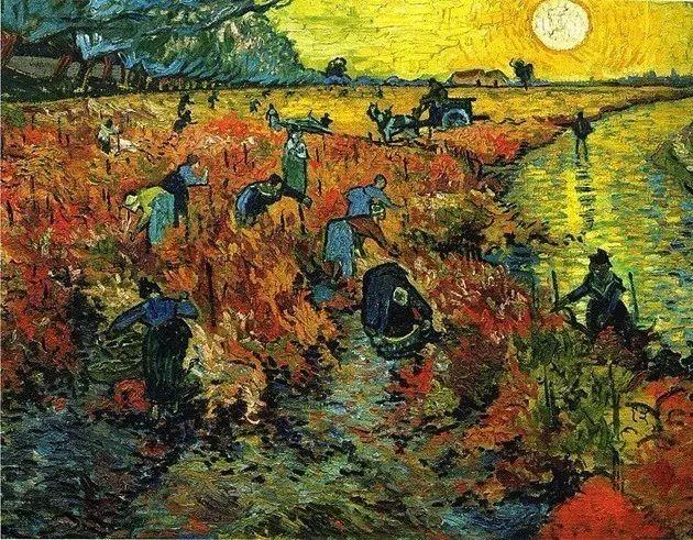 毕加索梵高们,死之前会画些什么?